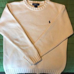 Boy's ( or girl's) Polo sweater